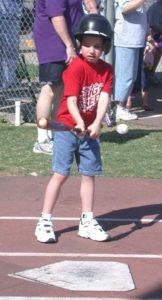 Jamie Home Run