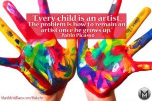 jp every child artist